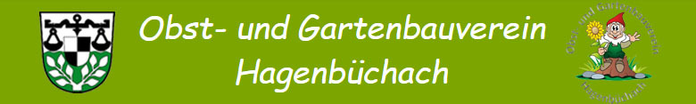 Obst- und Gartenbauverein, Hagenbüchach